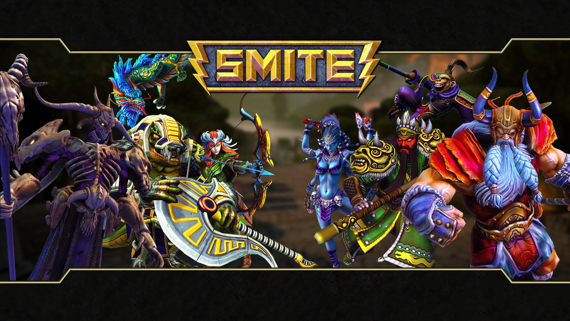SMITE Xbox One Alpha Coming Next Week, Beta In April