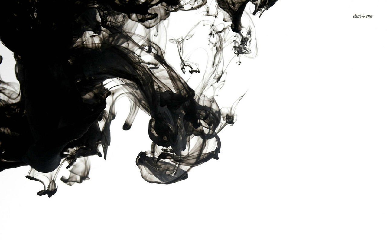 Black smoke wallpaper 1280x800 ...