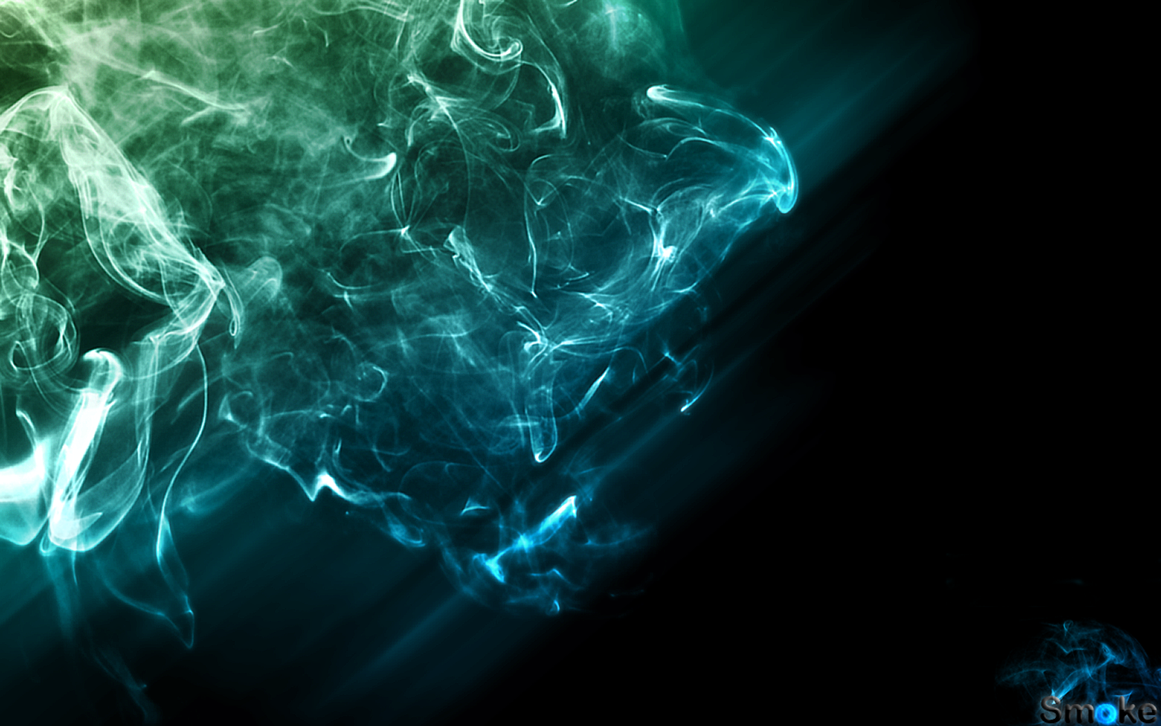 Smoke Wallpaper by Teundenouden