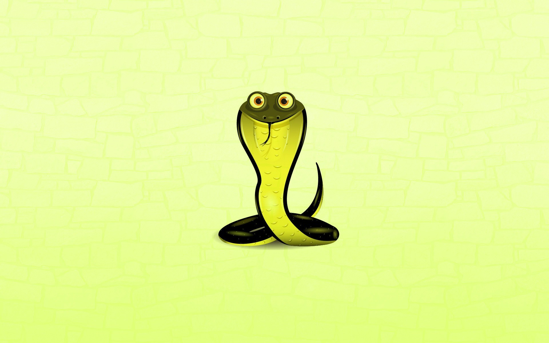 Green Cobra Snake Creative