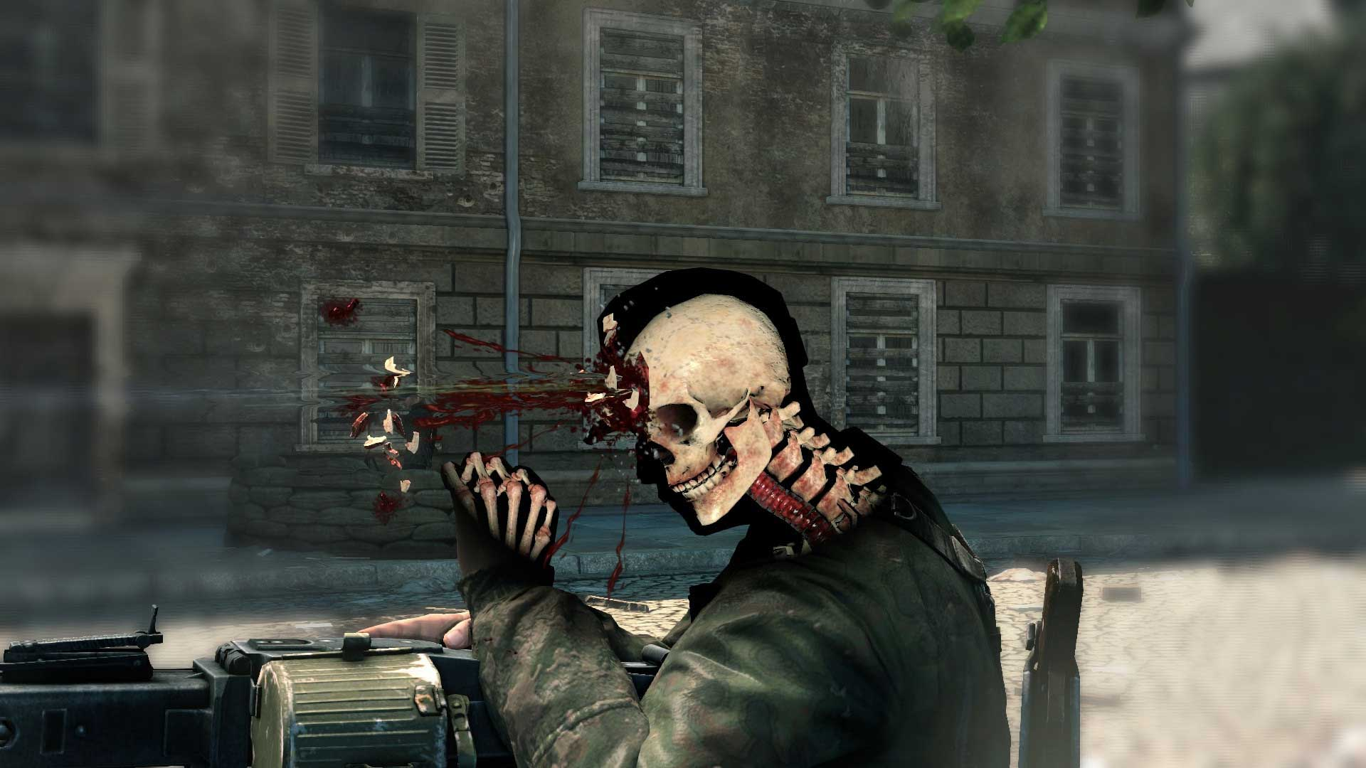 V2's X-Ray kill cam system is retained as well. Where the previous game only shows the body's internal structure at point of impact, the new game expands to ...
