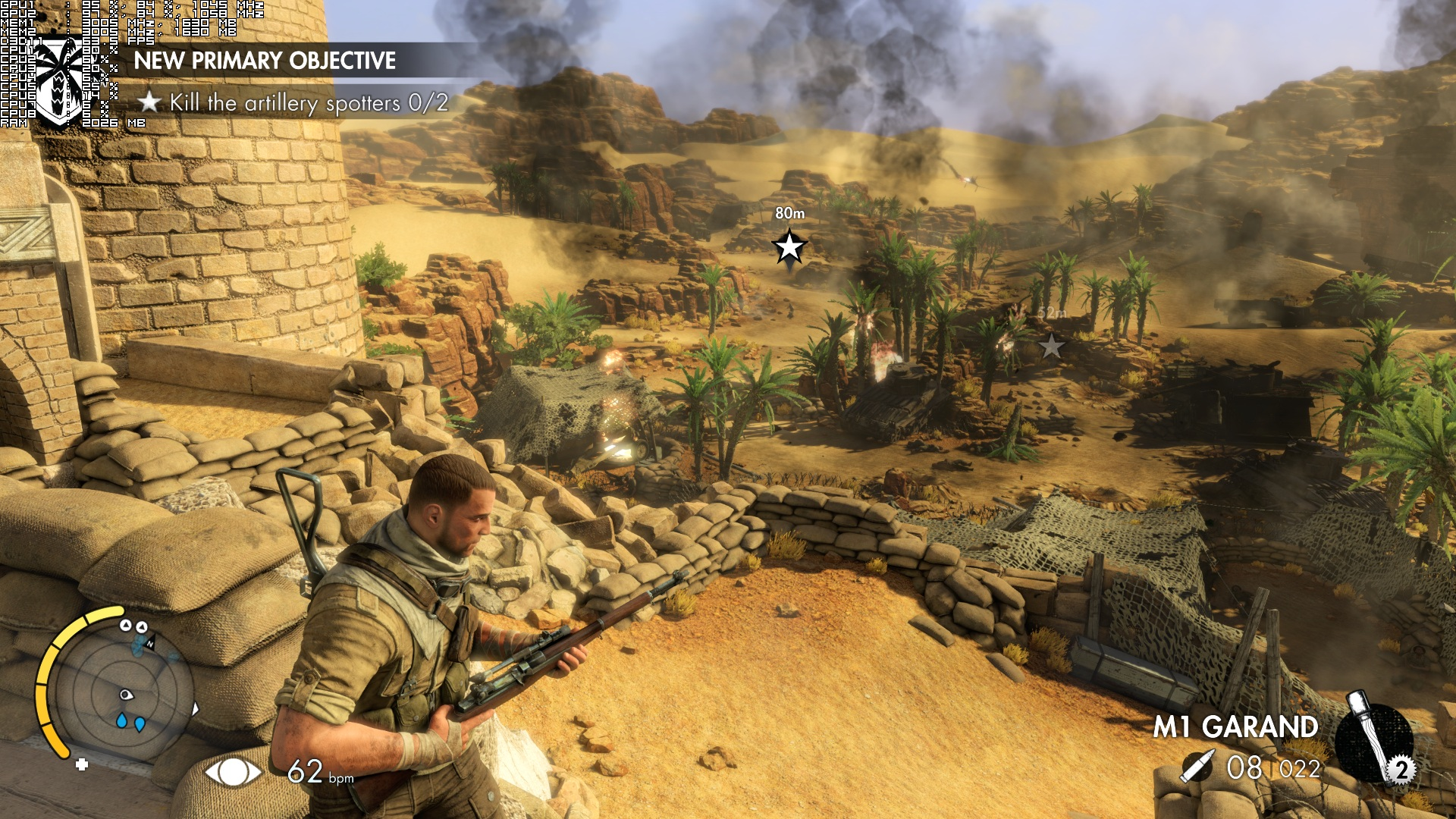 All in all, Sniper Elite 3 performs amazingly well on the PC. Rebellion did an excellent work and Nvidia has not dropped the SLI ball on this one.