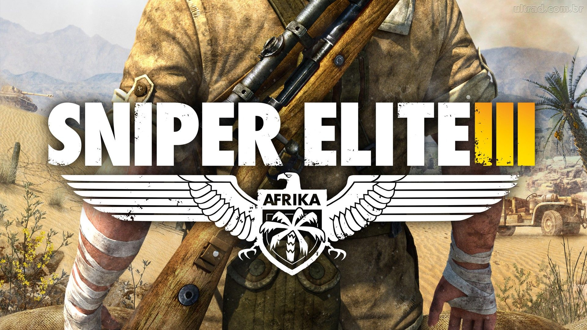 Video Game - Sniper Elite 3 Wallpaper