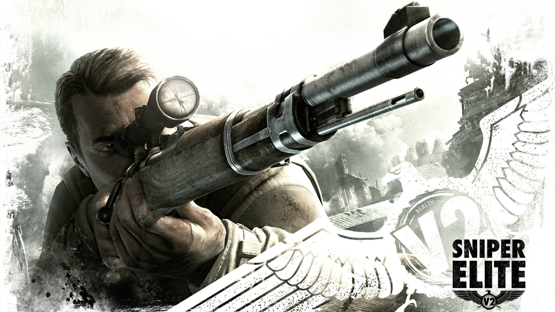 Sniper Elite Background