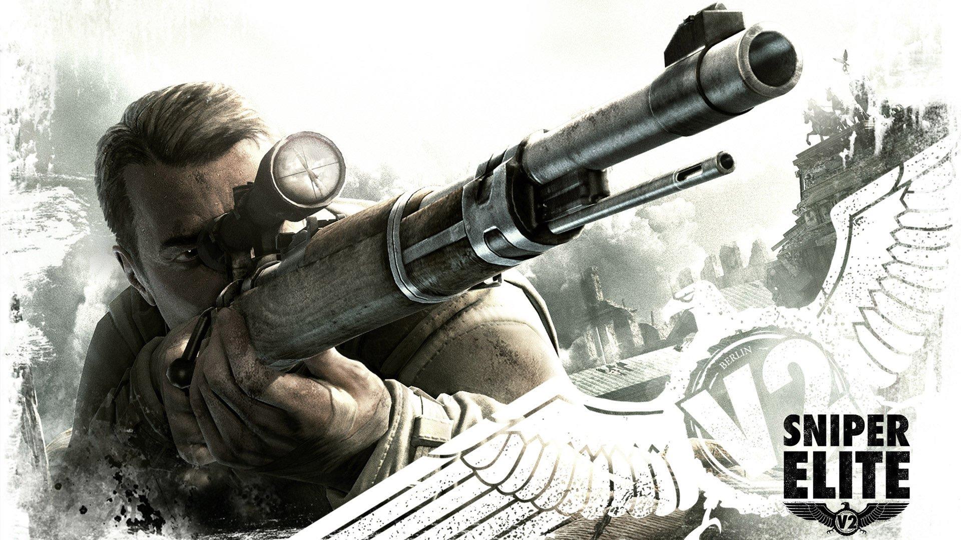 Sniper Elite HD