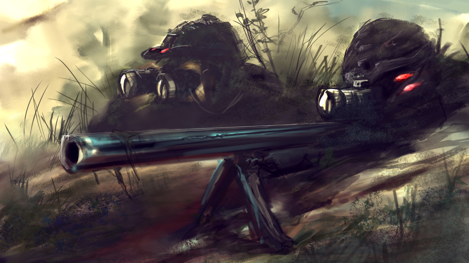 HD Wallpaper | Background ID:269815. 1920x1080 Military Sniper