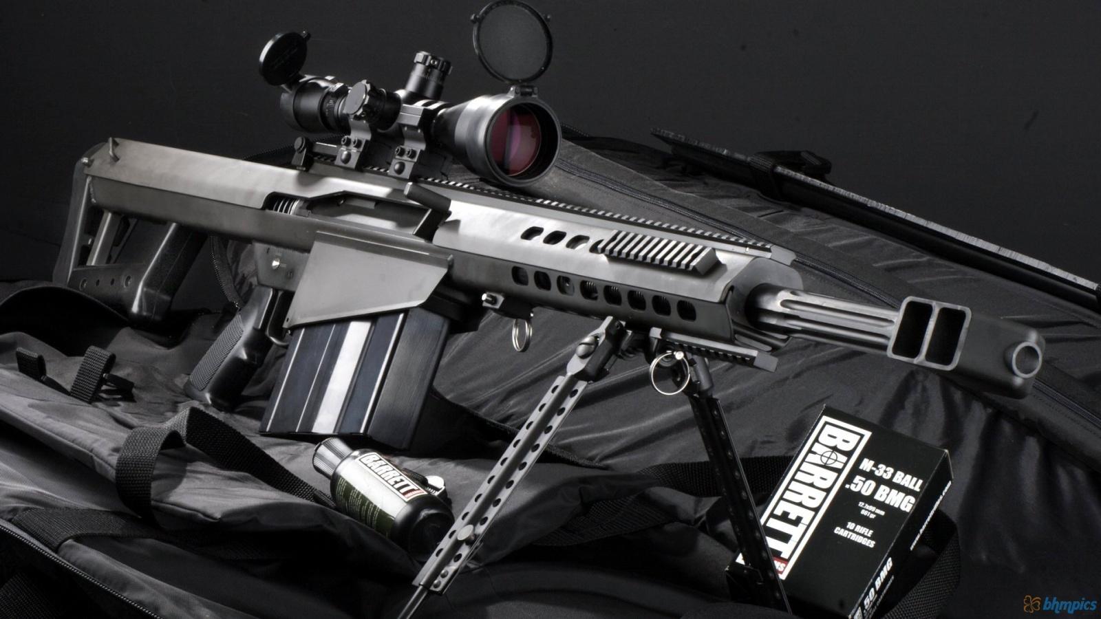 Sniper Wallpaper 1600x900 45462