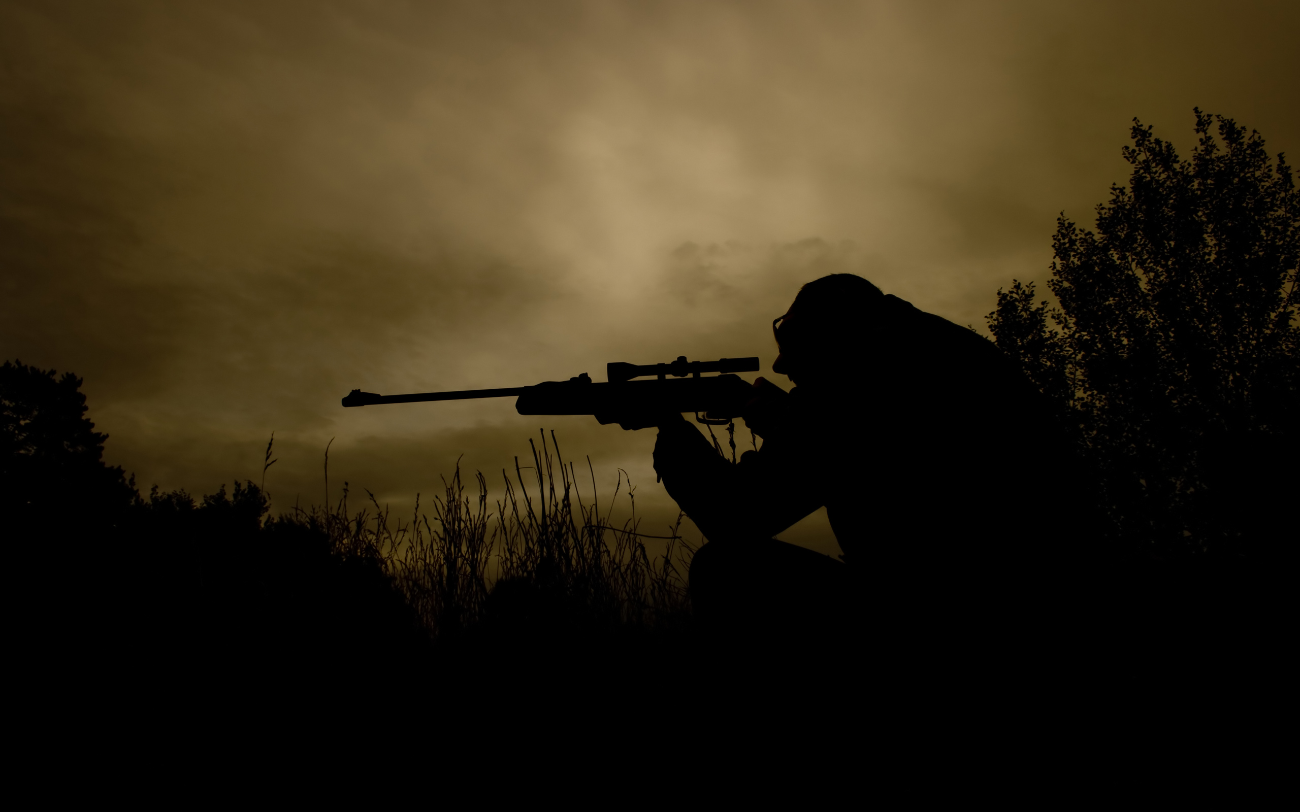 HD Wallpaper | Background ID:105977. 2560x1600 Military Sniper