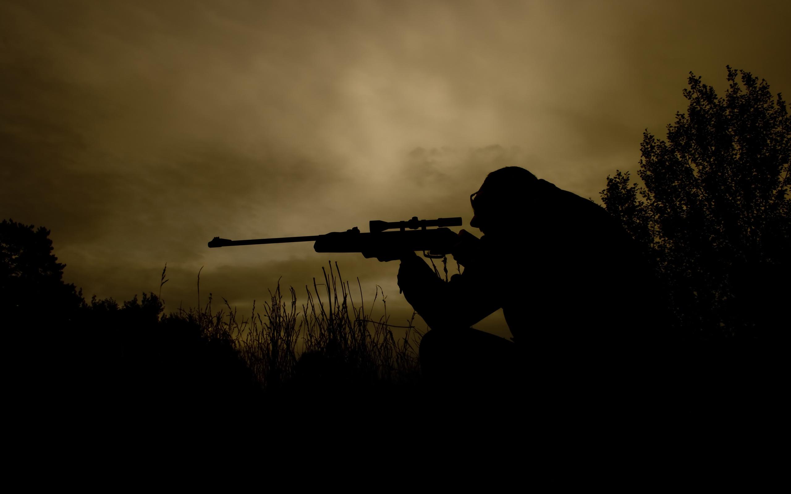 HD Wallpaper | Background ID:105977. 2560x1600 Military Sniper