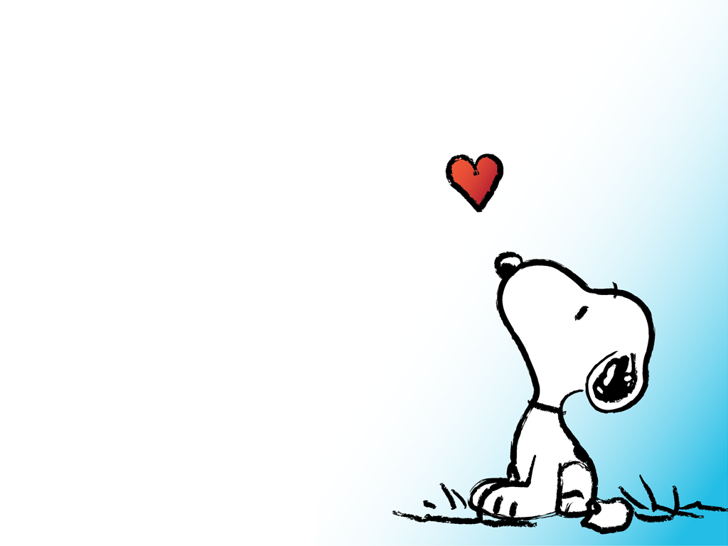 ... heart-snoopy-wallpapers ...