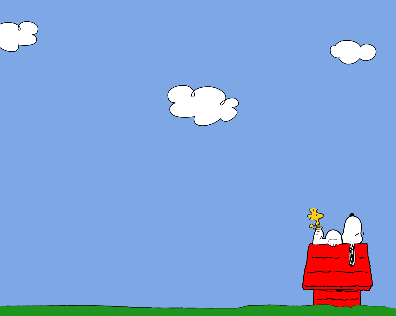 Snoopy Woodstock Wallpaper Download Free