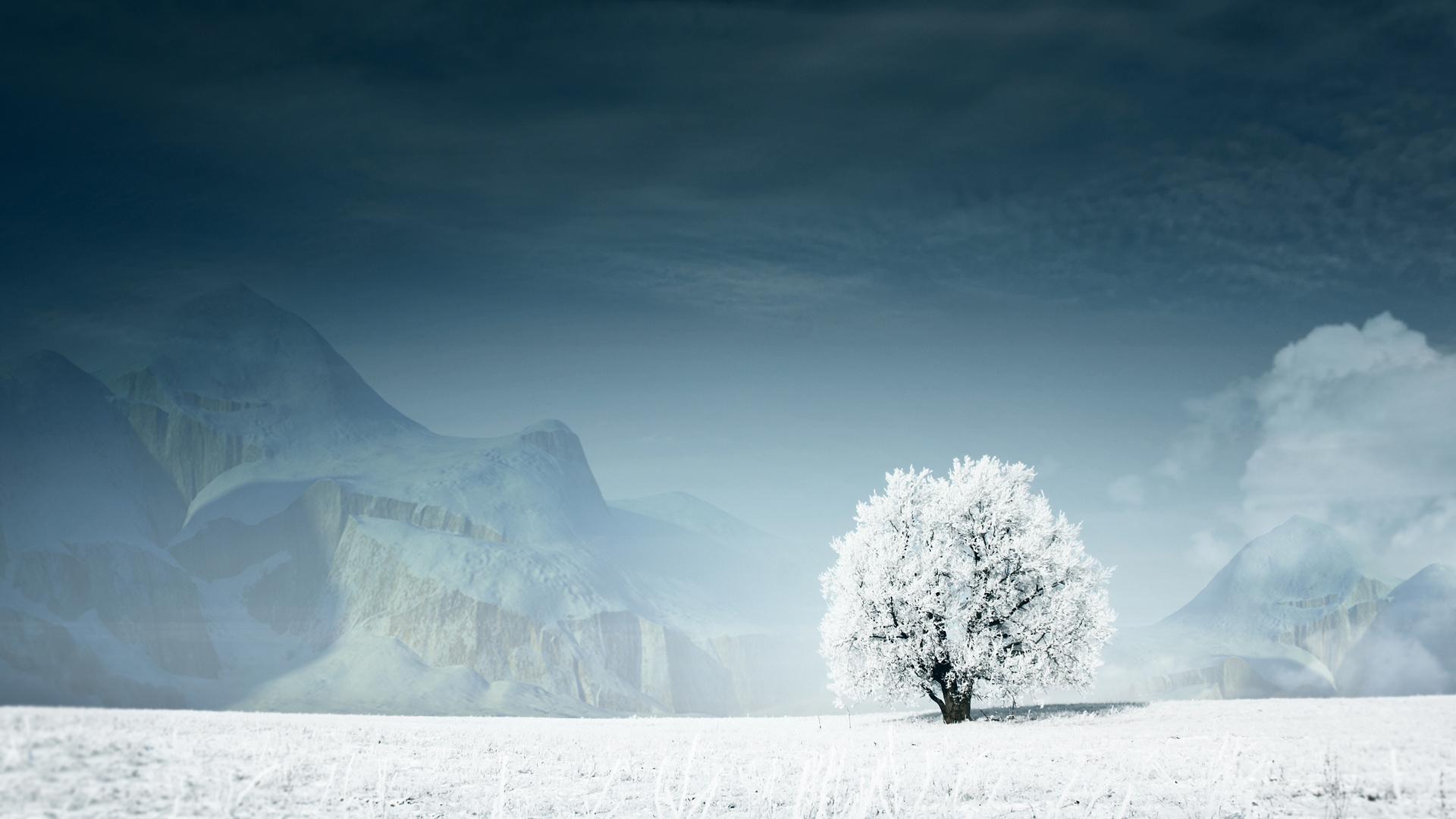 Snow Wallpaper HD Free Download
