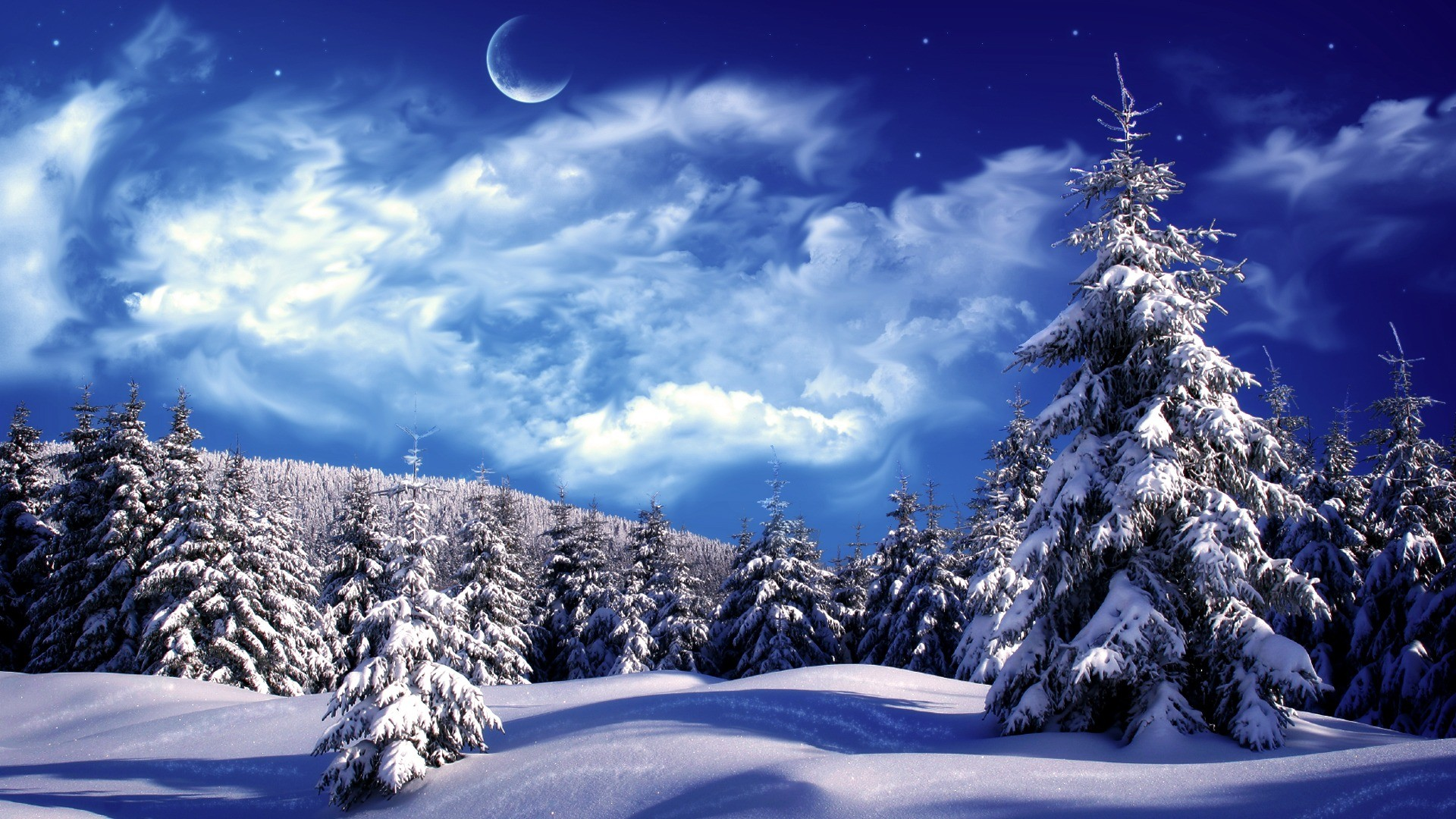 Snow Wallpaper HD Free Download