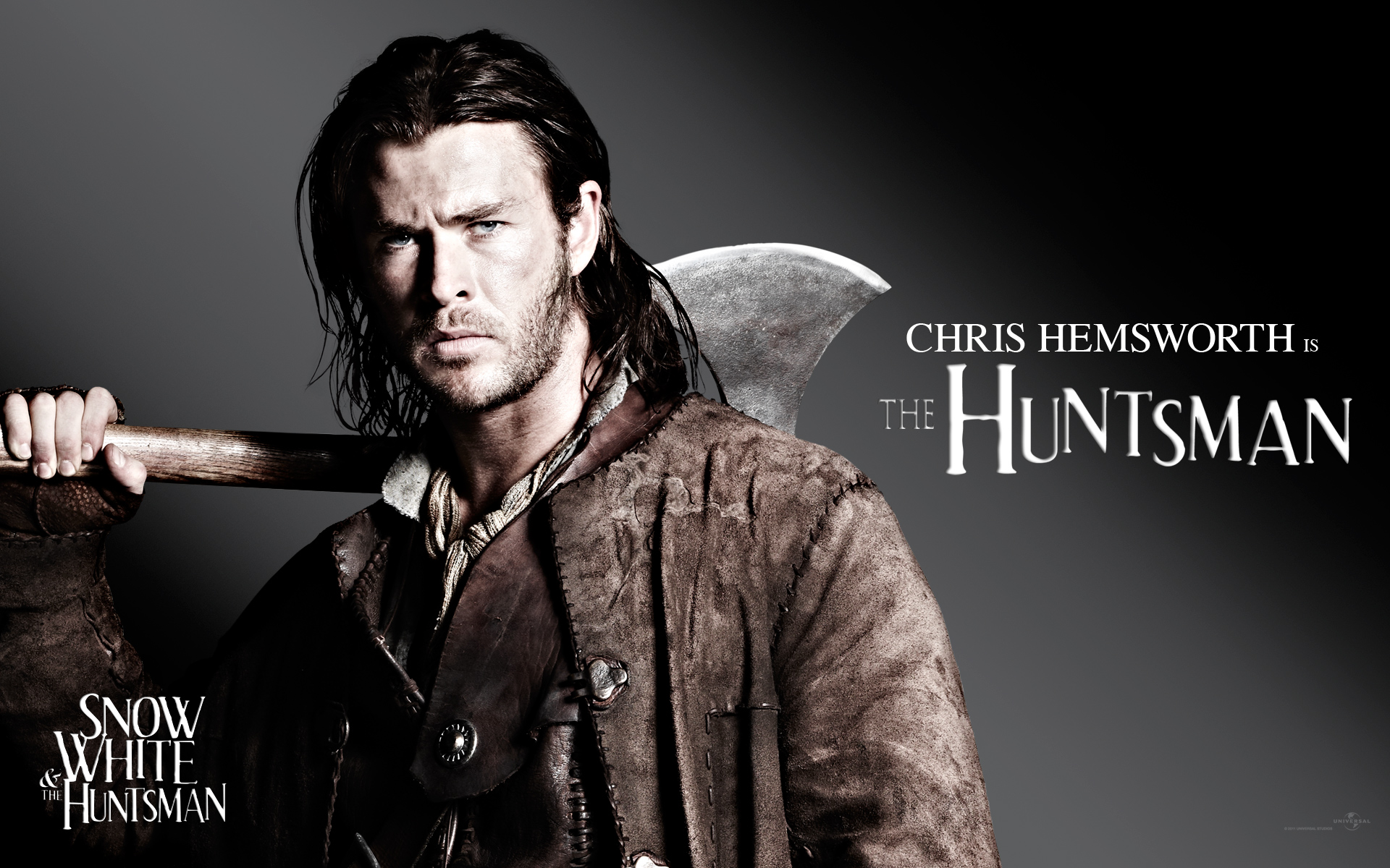 Snow White Huntsman Hemsworth