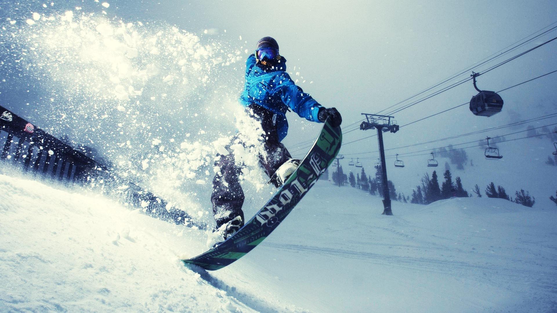 Snowboard Wallpaper Hd 1920x1080