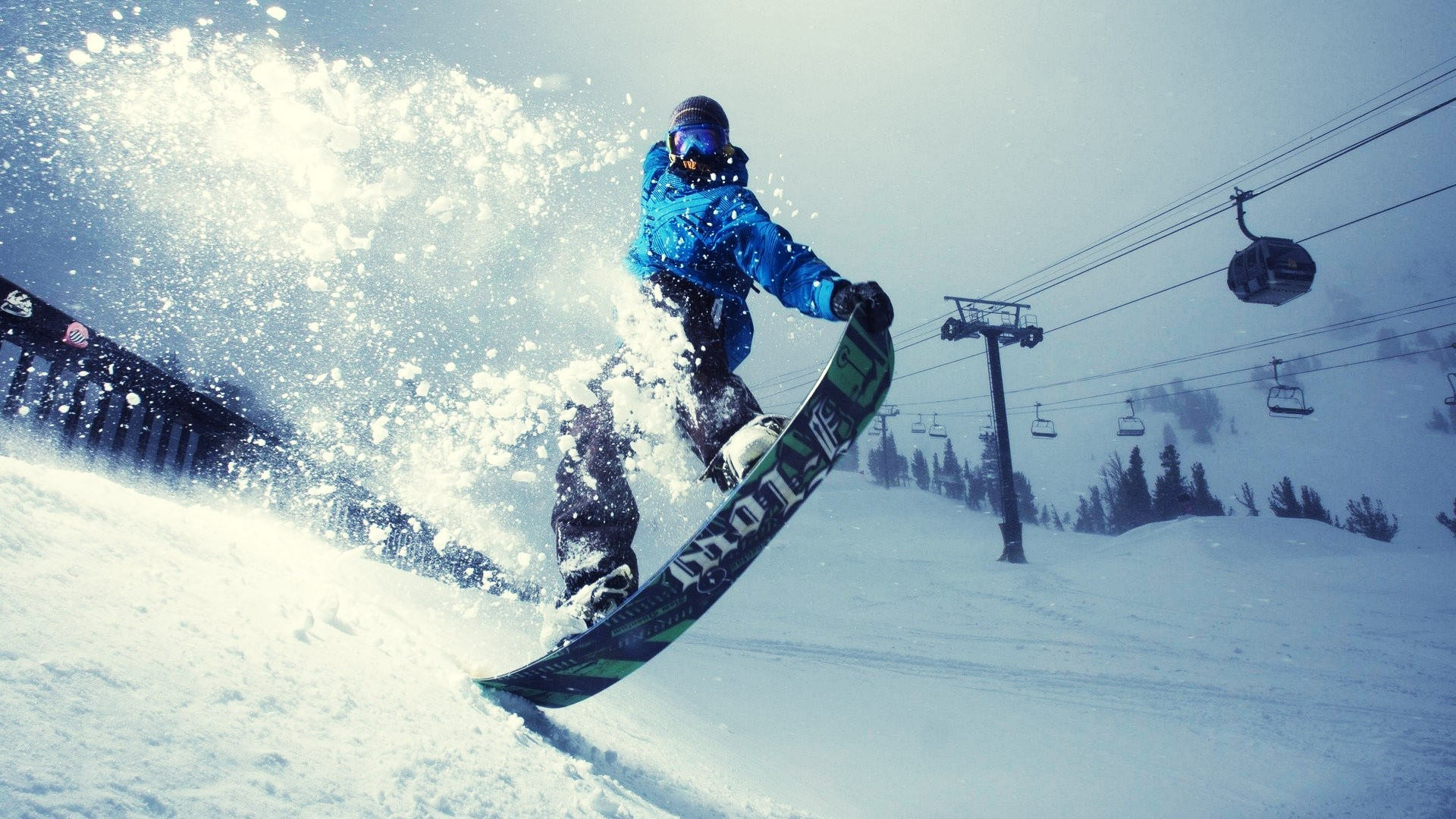 Snowboarding still has soul.