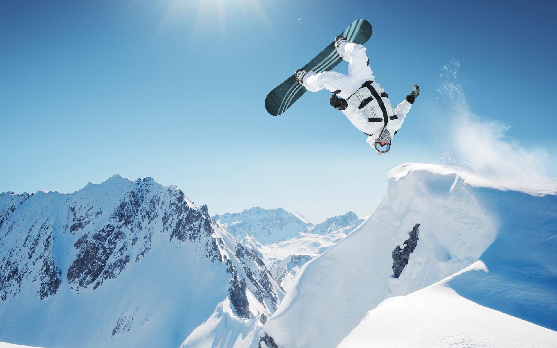 Snowboarding Wallpaper HD