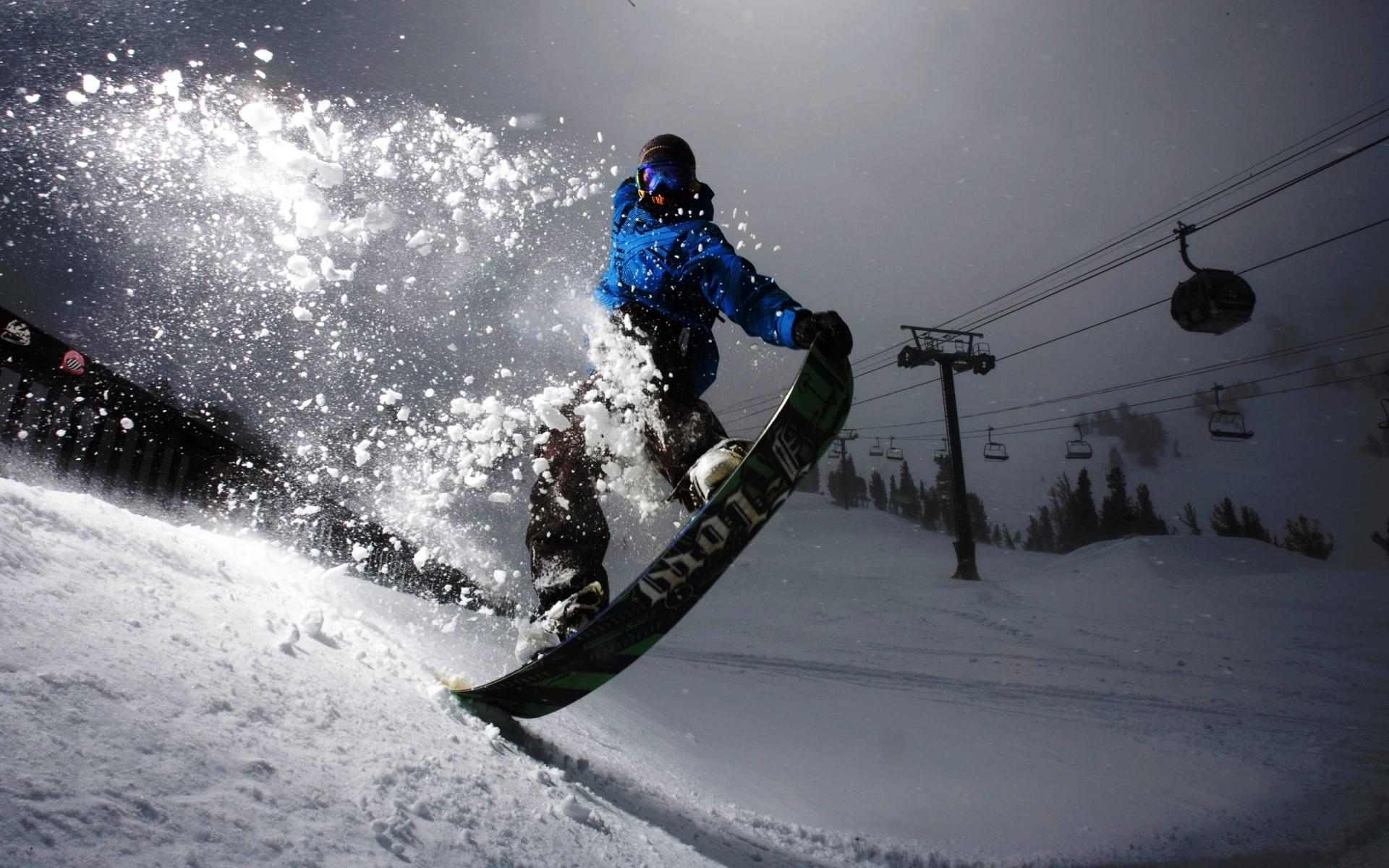 Related wallpaper for Snowboarding