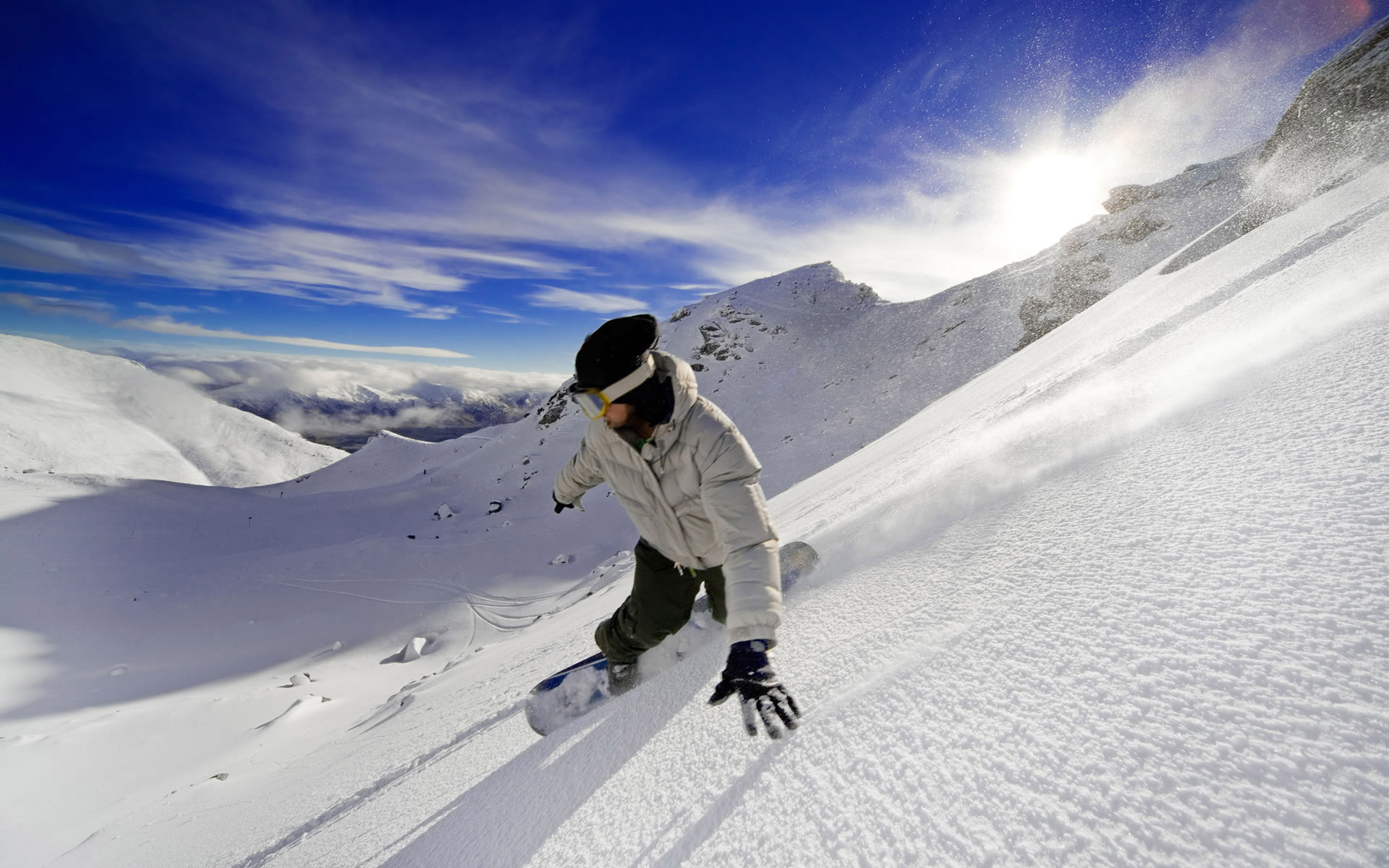 ... Snowboarding Wallpaper HD ...