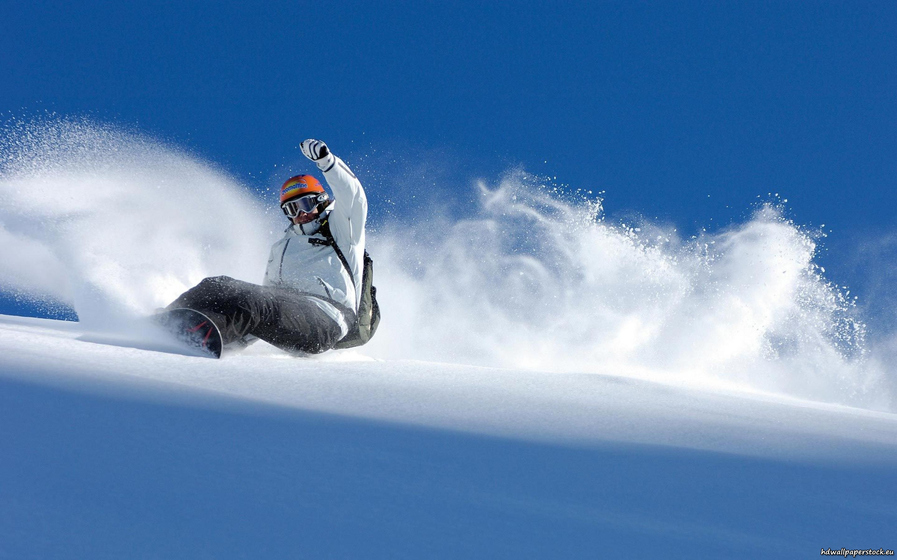 Snowboarding Style Sporty Wallpaper Awes