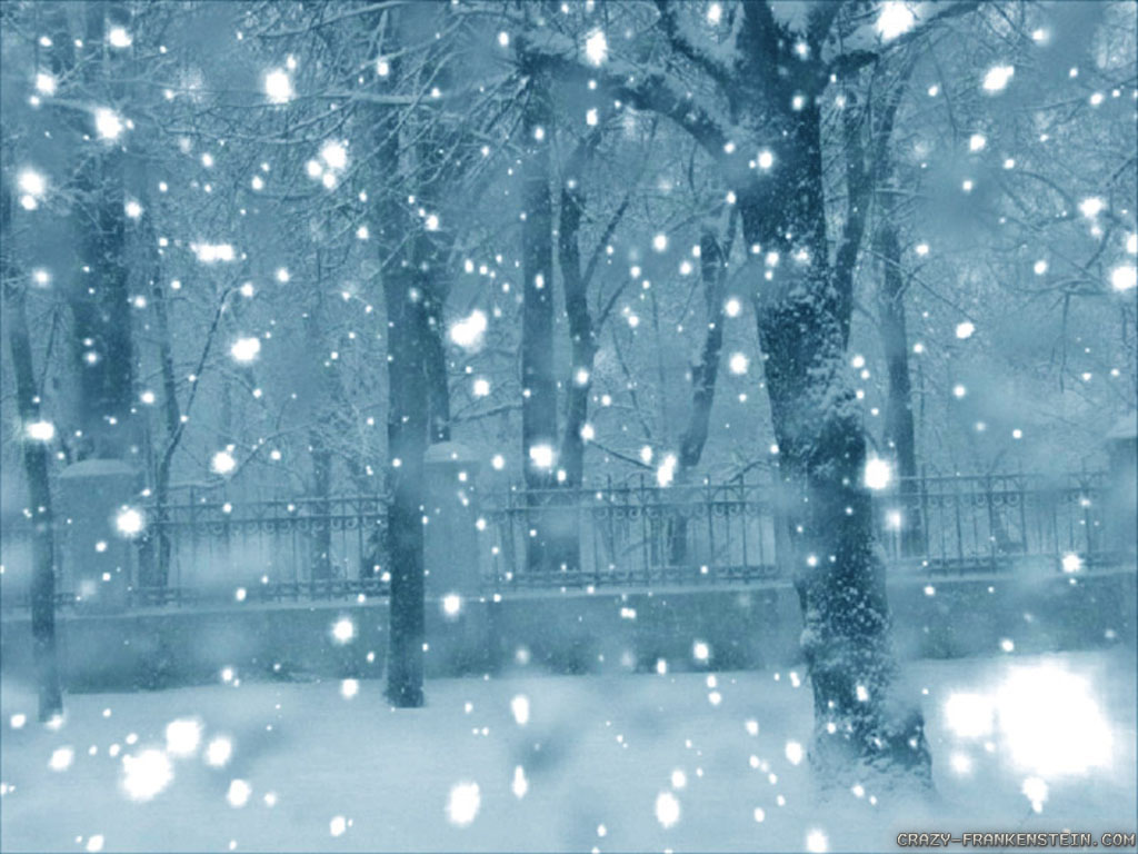 Snow Falling Wallpapers Free