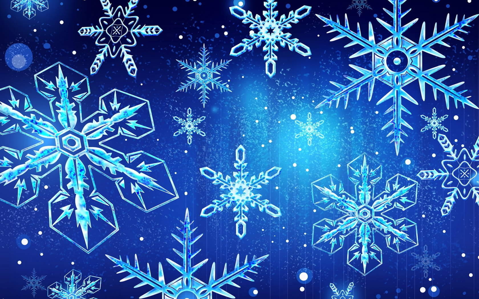 Excellent Wallpaper Desktop Christmas Snow Fall Hd Background 1680x1050px