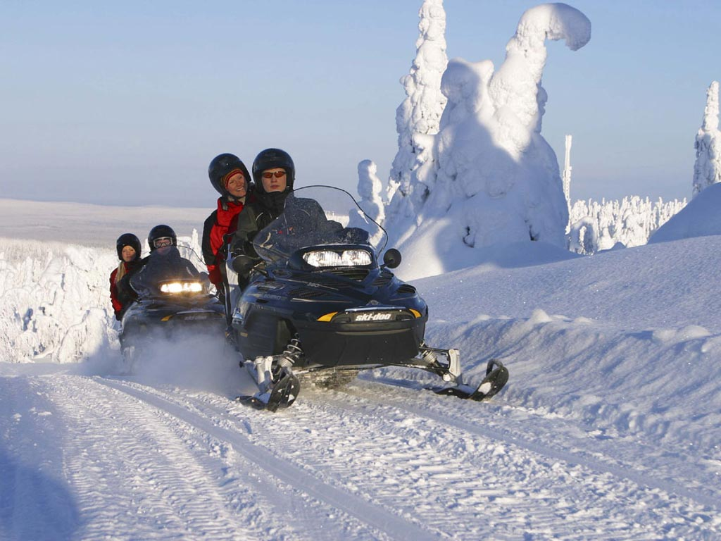 Wintertime is primetime for snowmobiling, but unless you have a brand new snowmobile, you can't just go out immediately after the first snow.