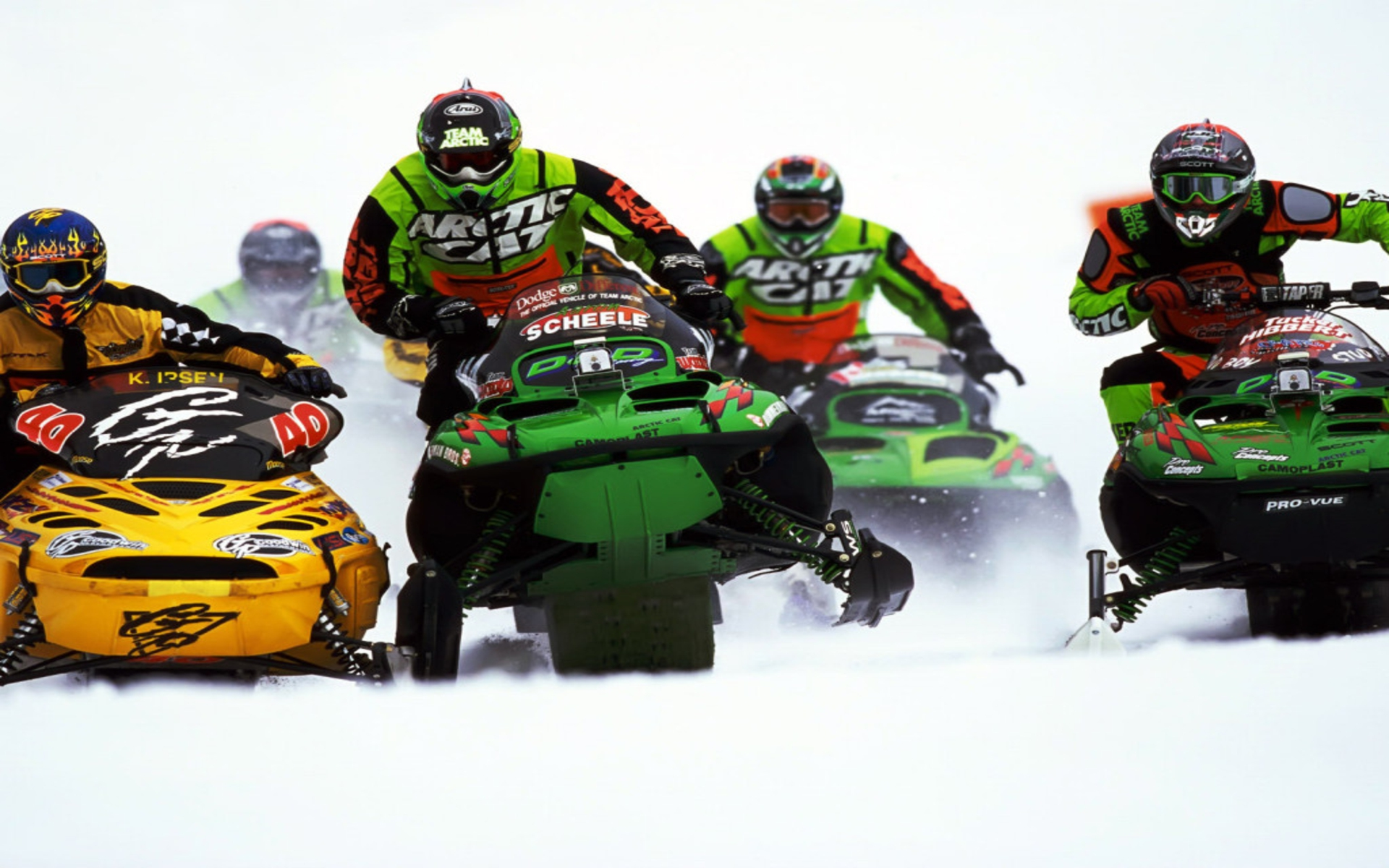 DOWNLOAD: Sport Snowmobile Racing.jpg free picture 2560 x 1600