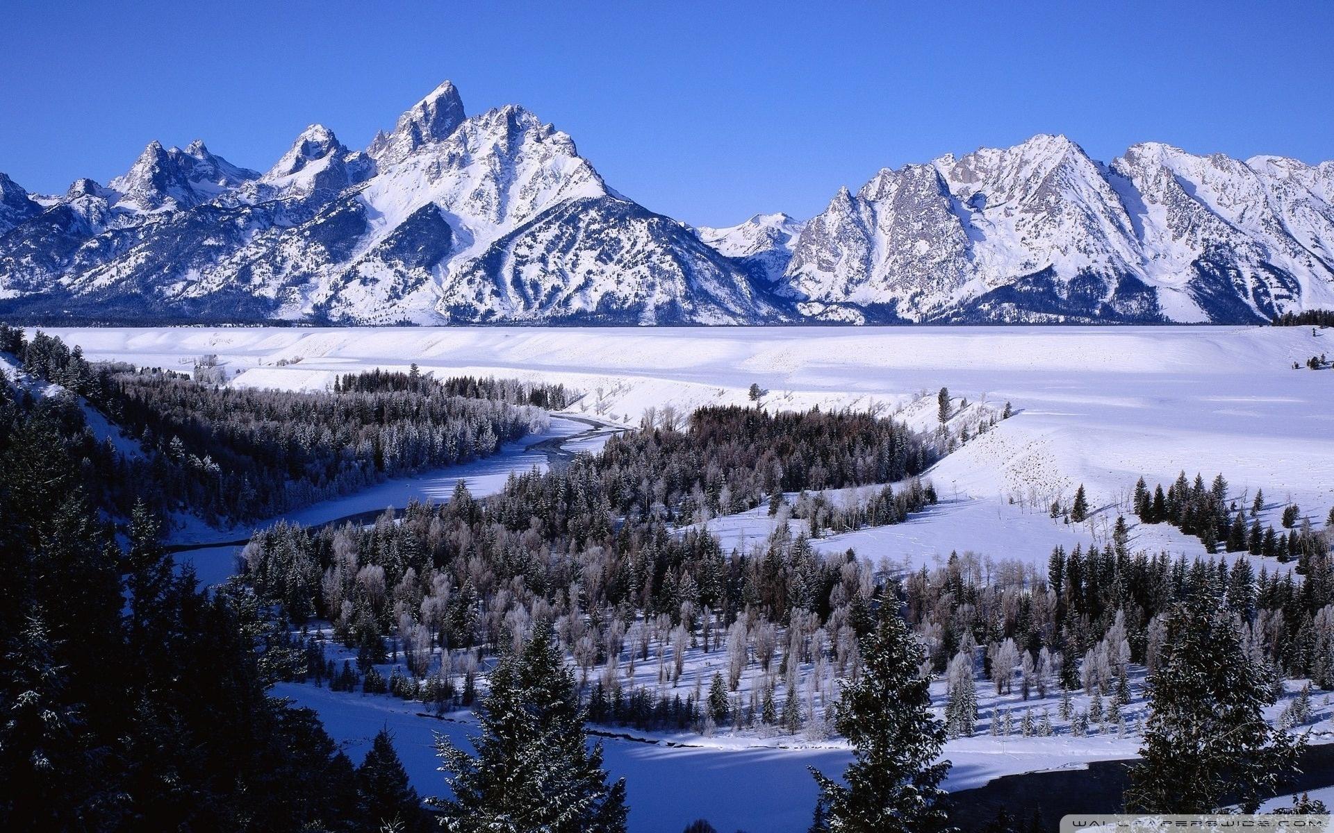 Snowy Mountain 27147 1920x1280 px