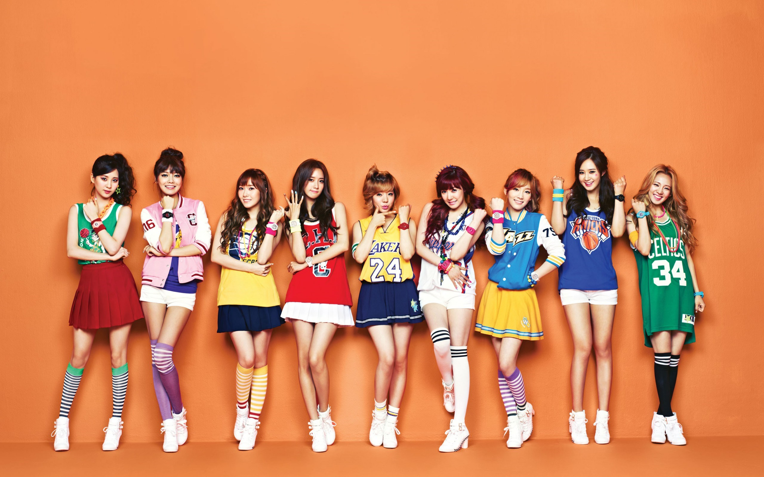 SNSD Girls Generation Music Poster