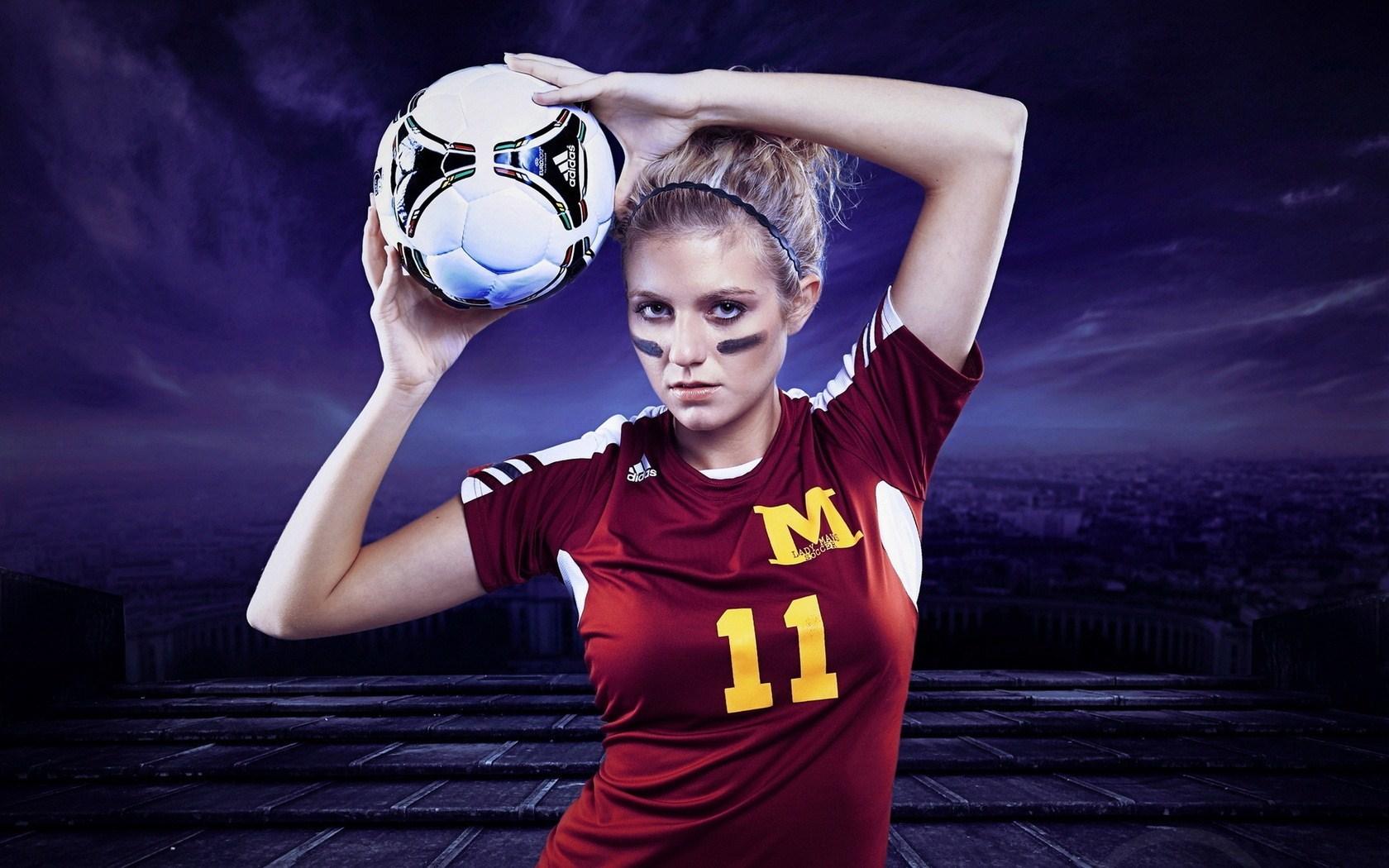 Soccer Girl Sport