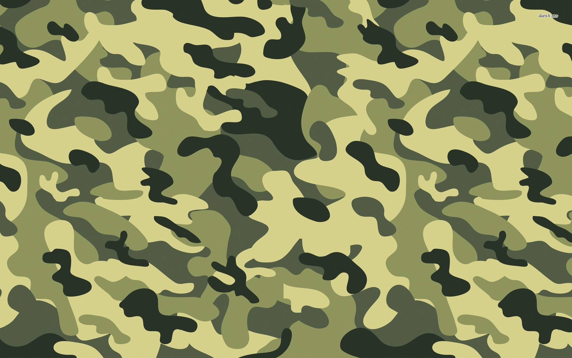 Soldier Camo Wallpaper
