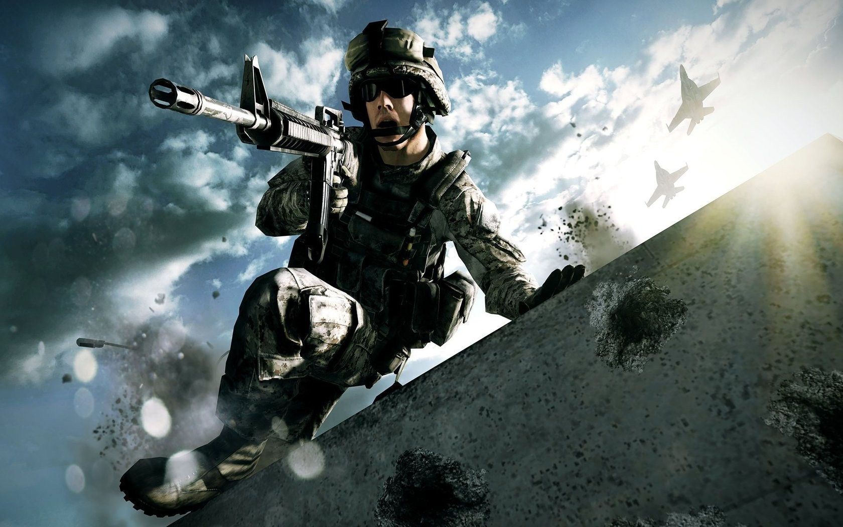 Soldier Wallpaper 13517