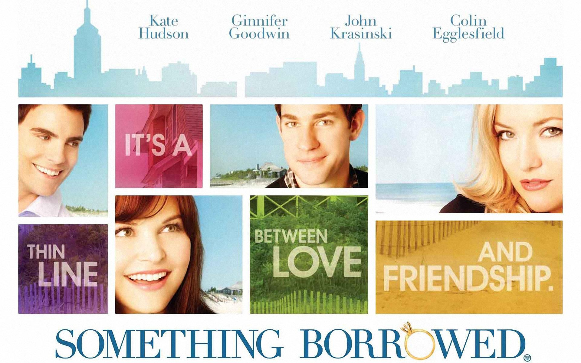 2011 Something Borrowed