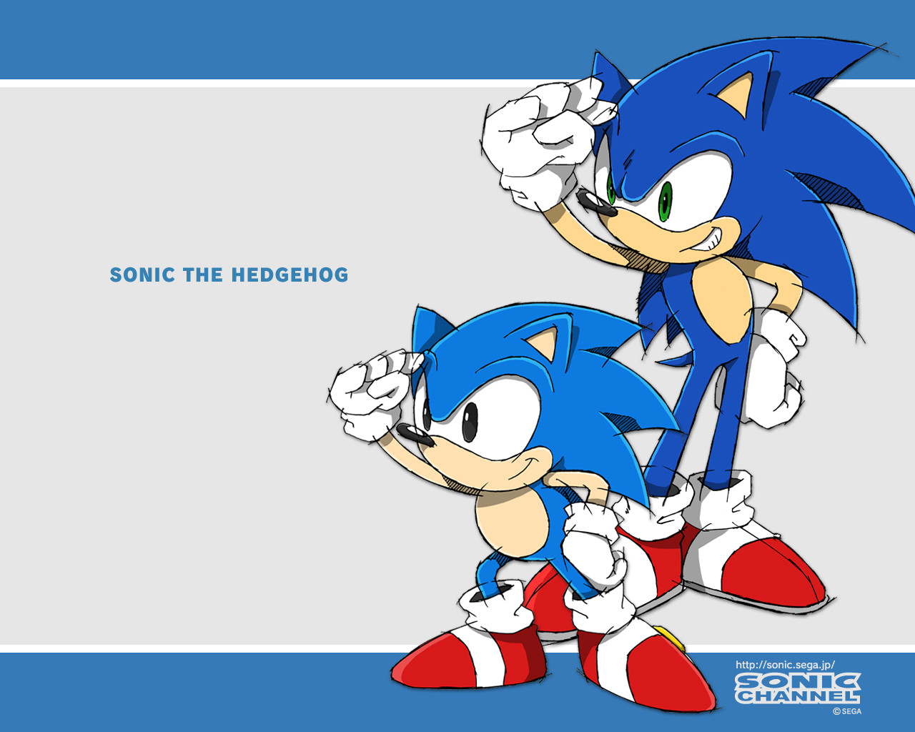 Sonic The Hedgehog Wallpaper 1280x1024 5159