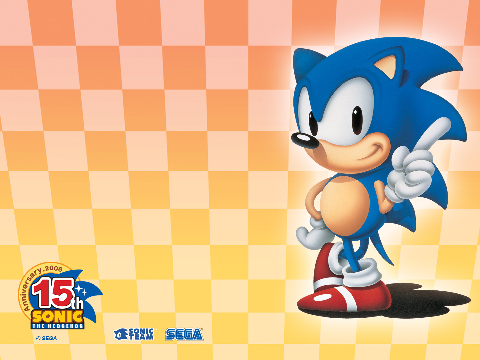 Sonic The Hedgehog Wallpaper 1600x1200 67870