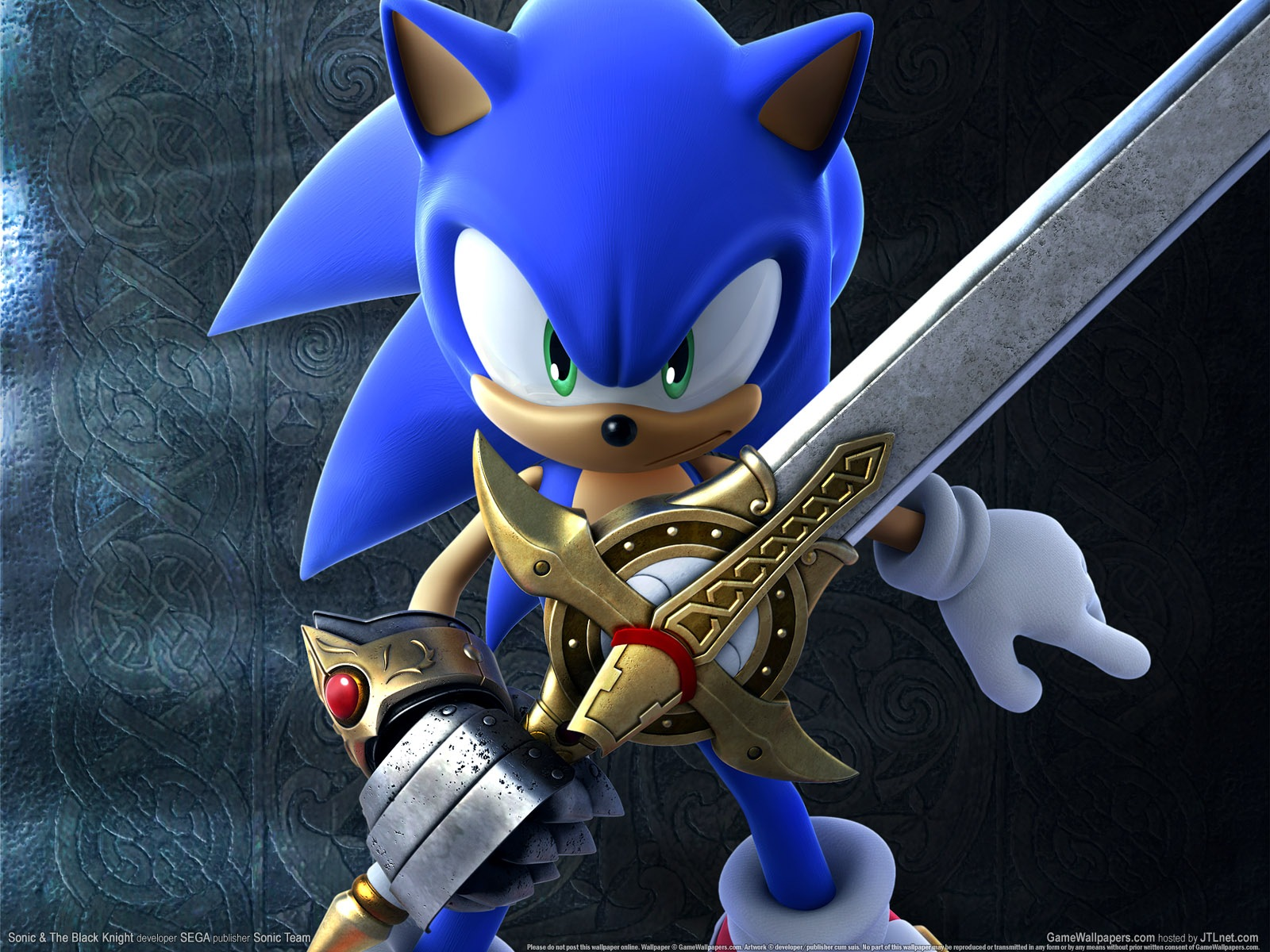 Sonic Wallpaper Hd Wallpapers Background In Games