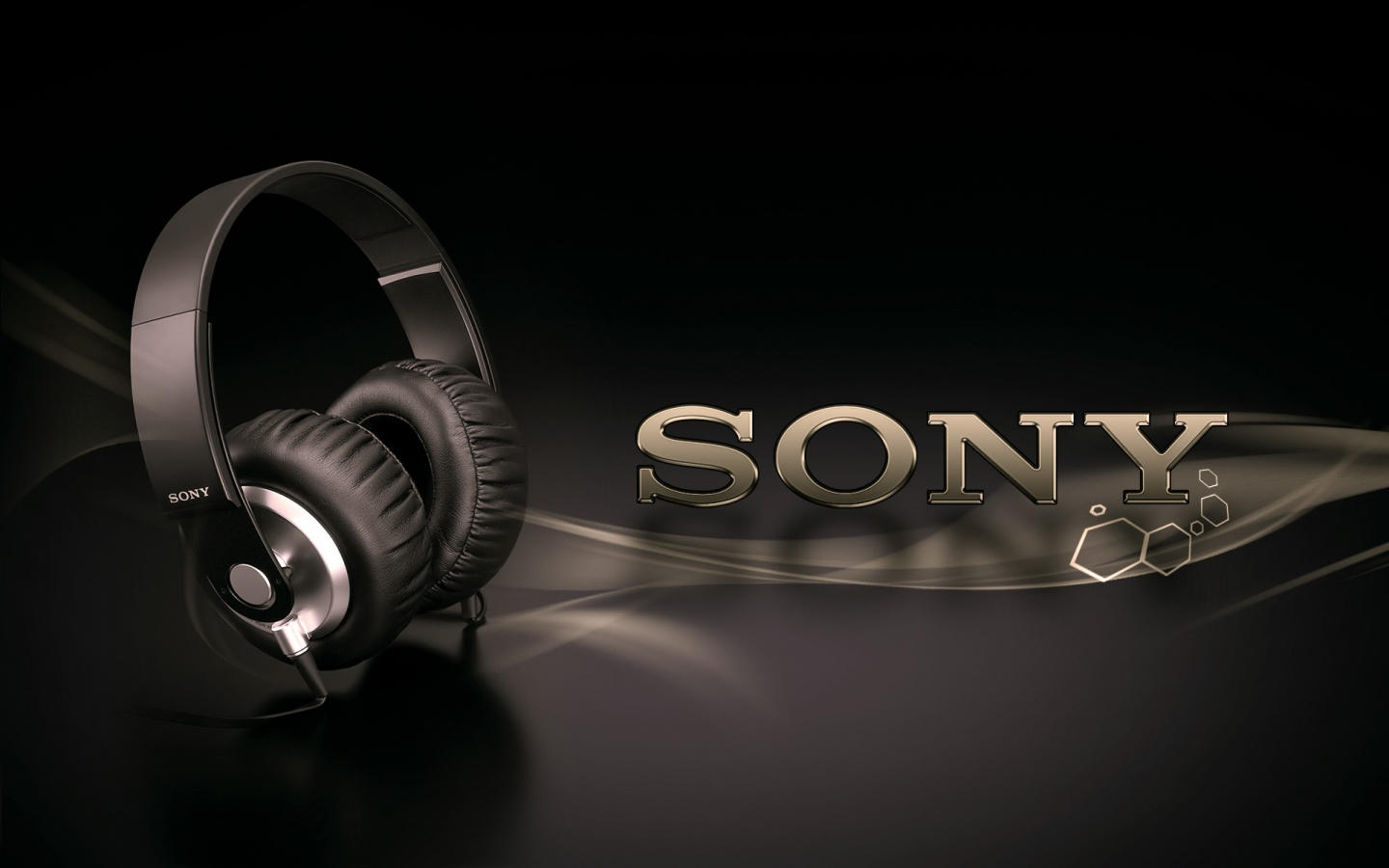 Sony Headphones Wallpaper