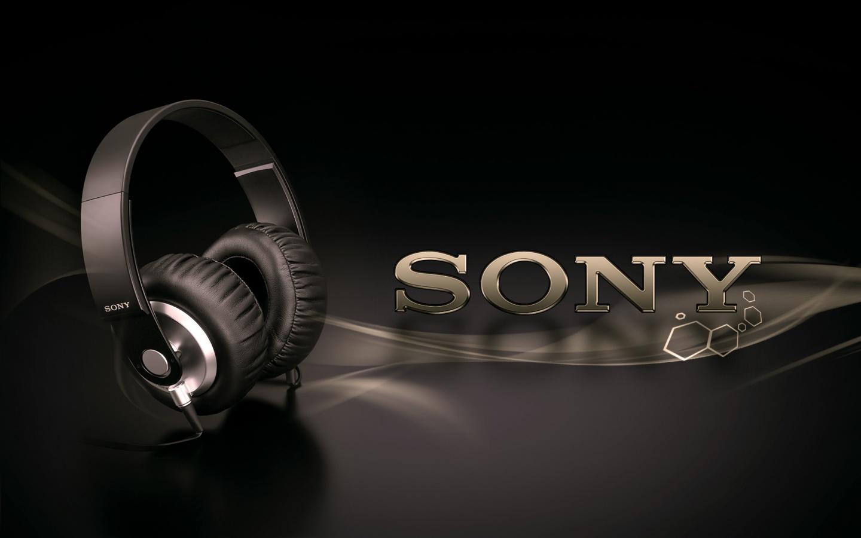 Sony Headphones Wallpaper 1440x900 28824