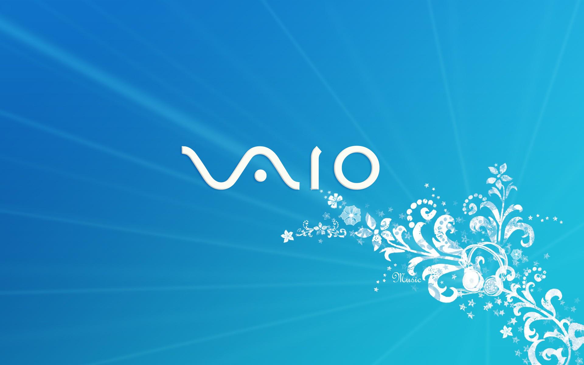 Sony Vaio Wallpaper