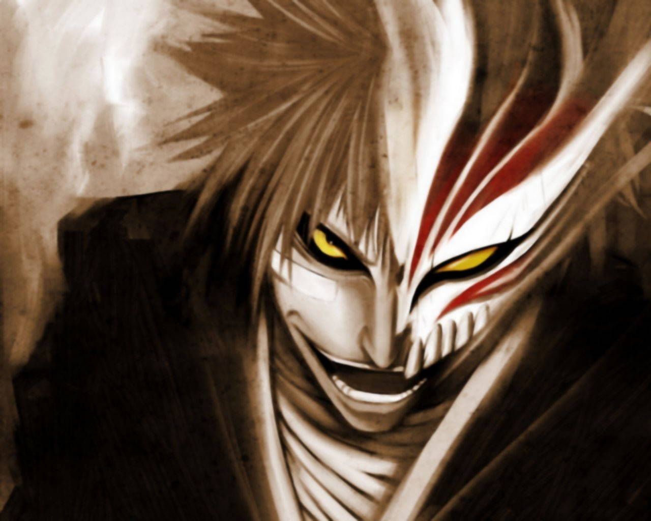 Bleach Ichigo Soul Reaper Close Up