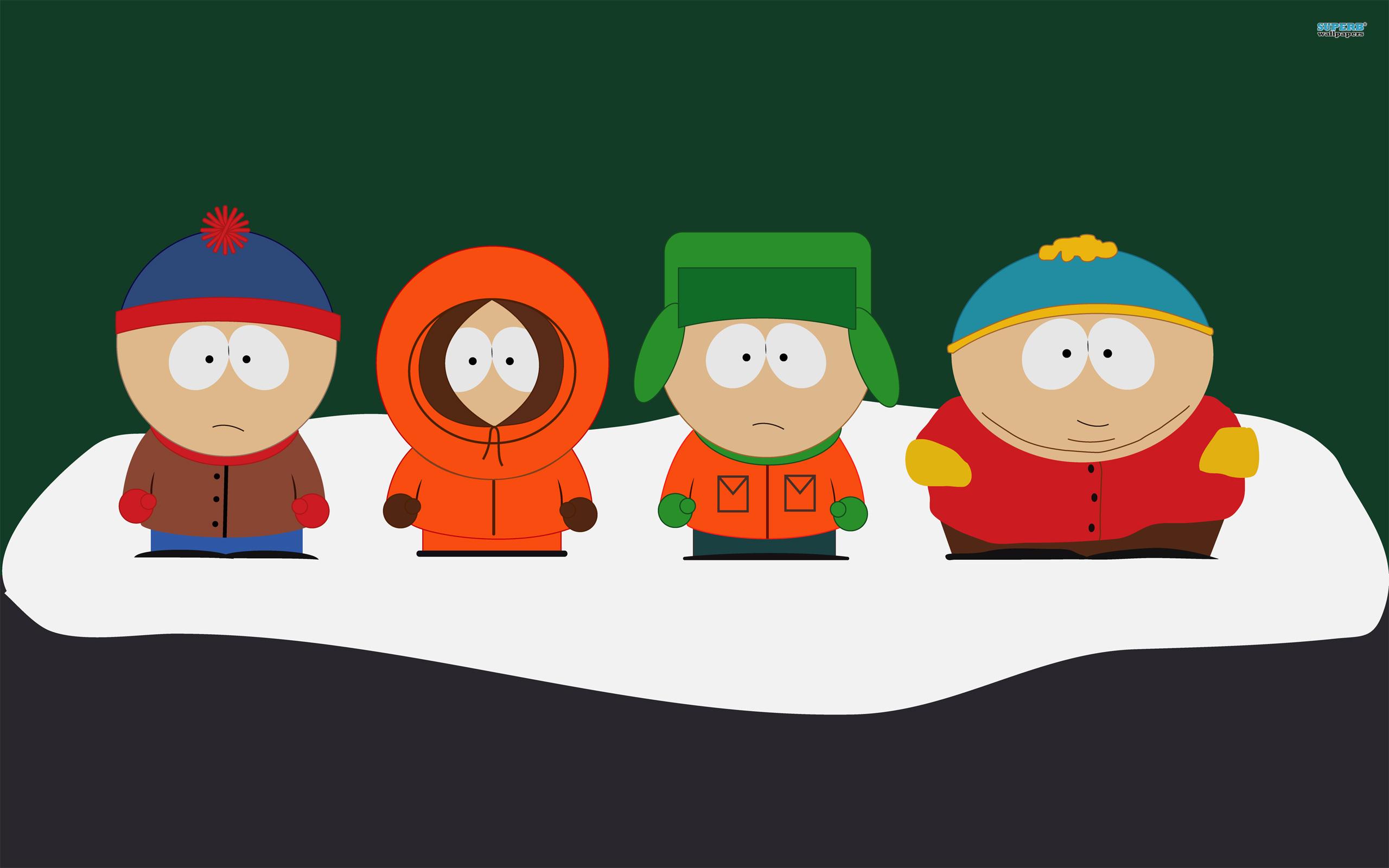 South Park wallpaper 2560x1600 jpg
