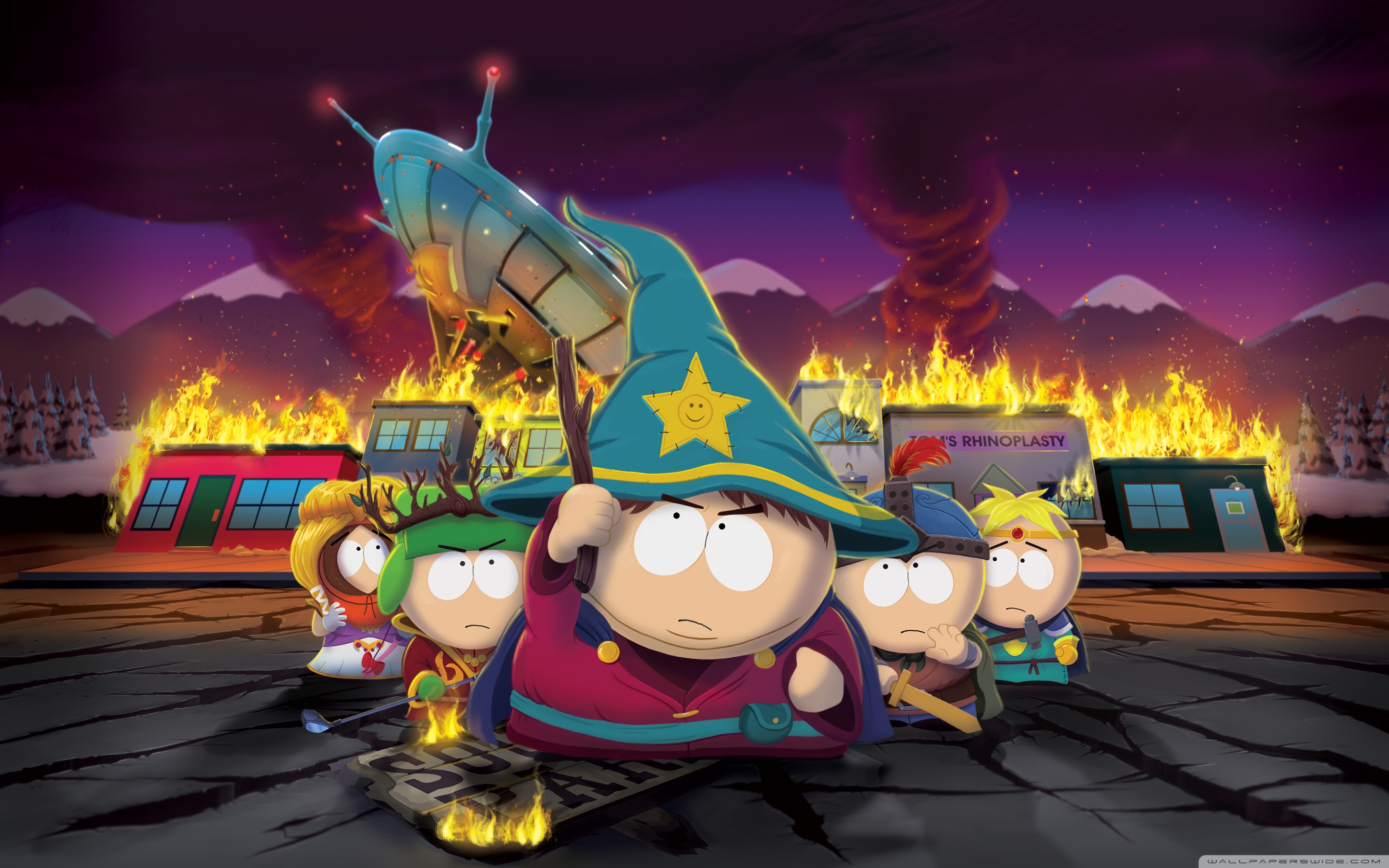 Southpark Wallpaper