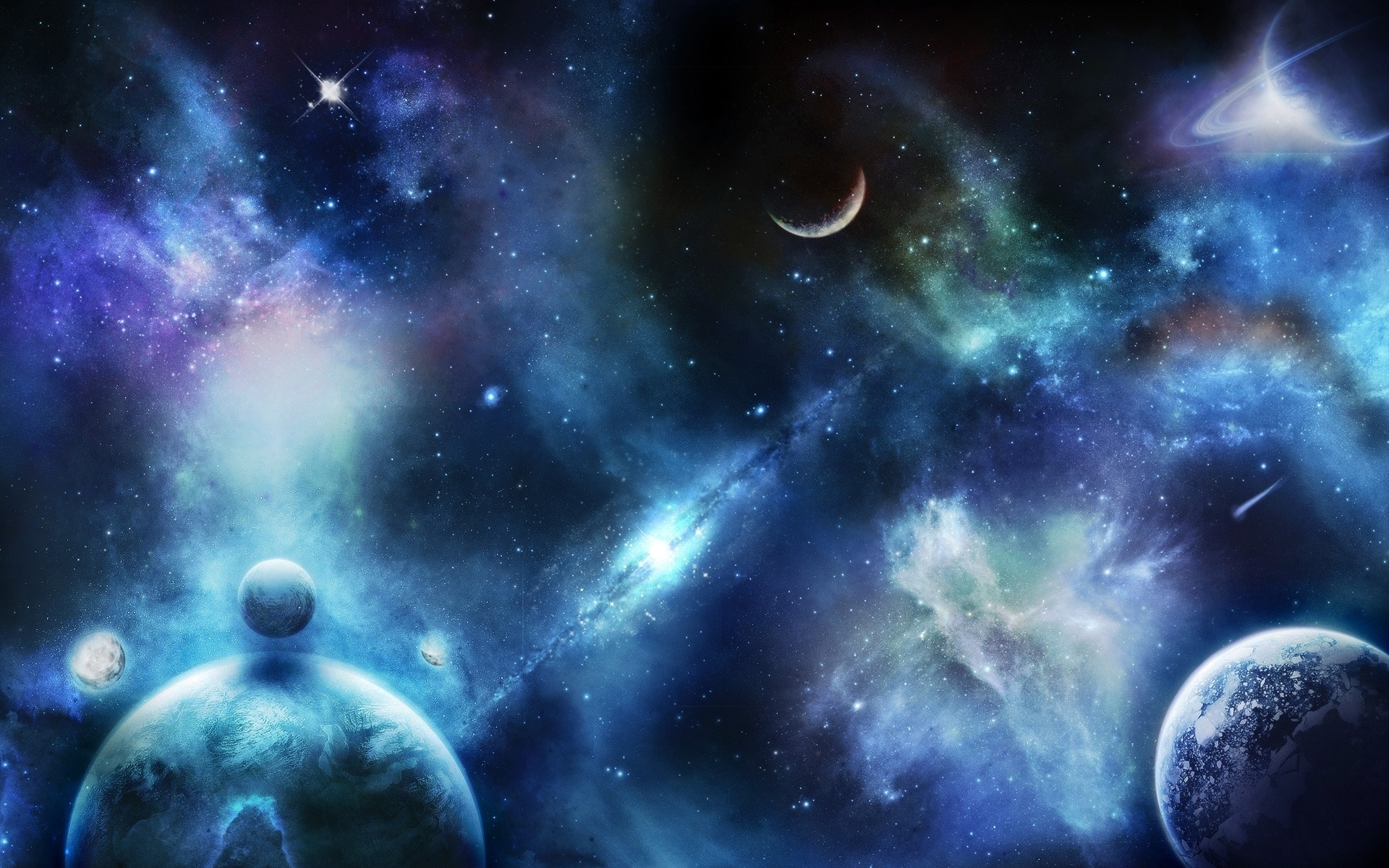 space wallpaper 1 1920x1080 Wallpaper space wallpaper 3 ...
