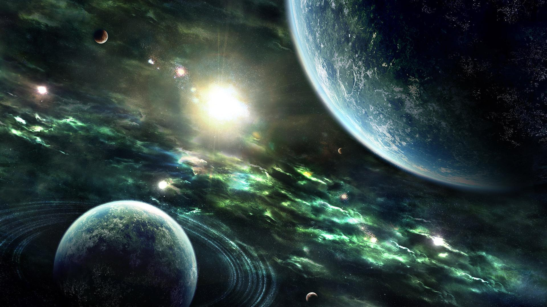 ... space wallpapers 1 ...