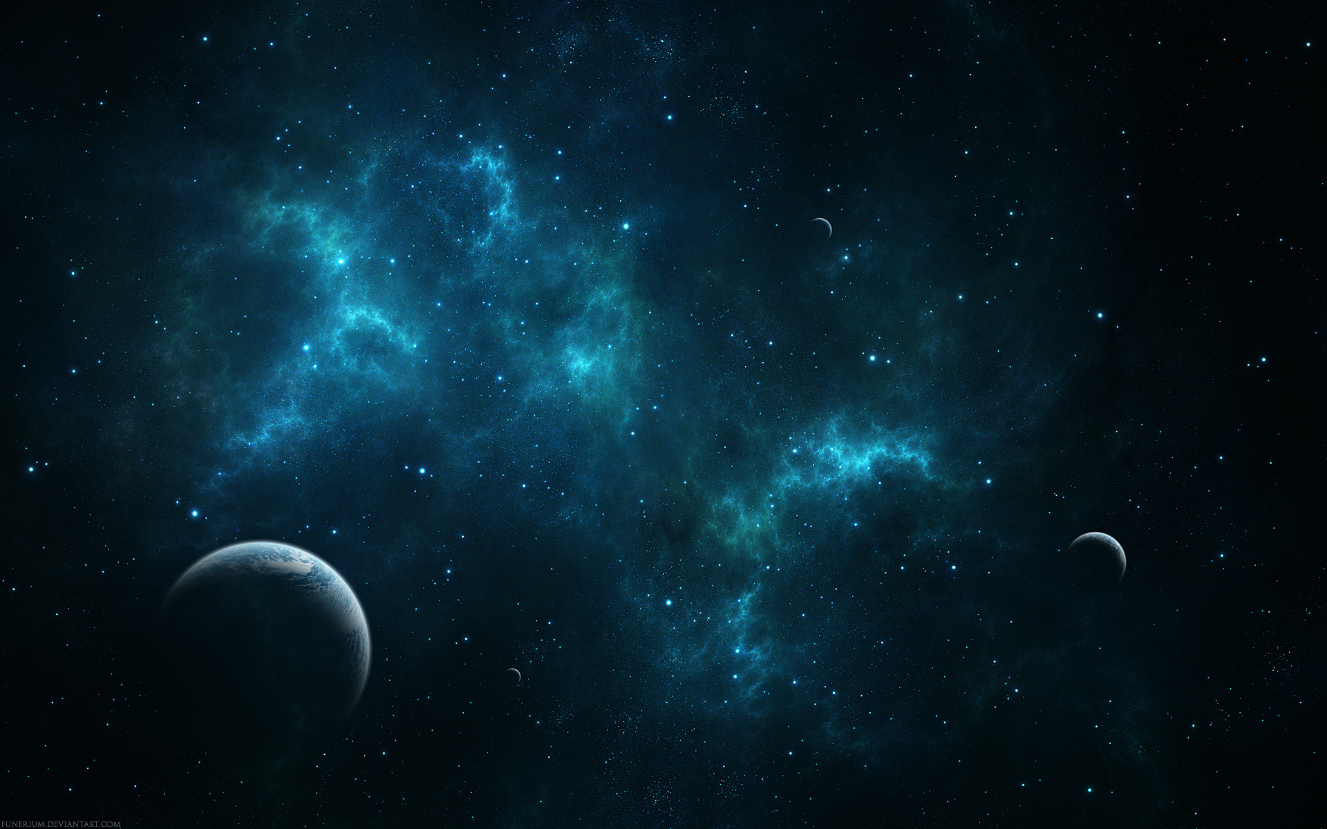 Space Wallpaper HD