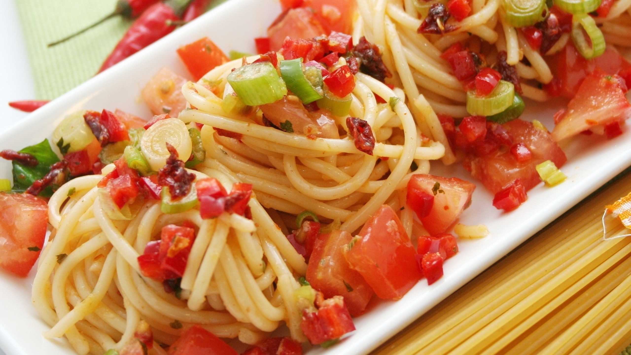 Spaghetti Spicy Photography Food Wallpaper HD Desktop Free #988834885 Wallpaper