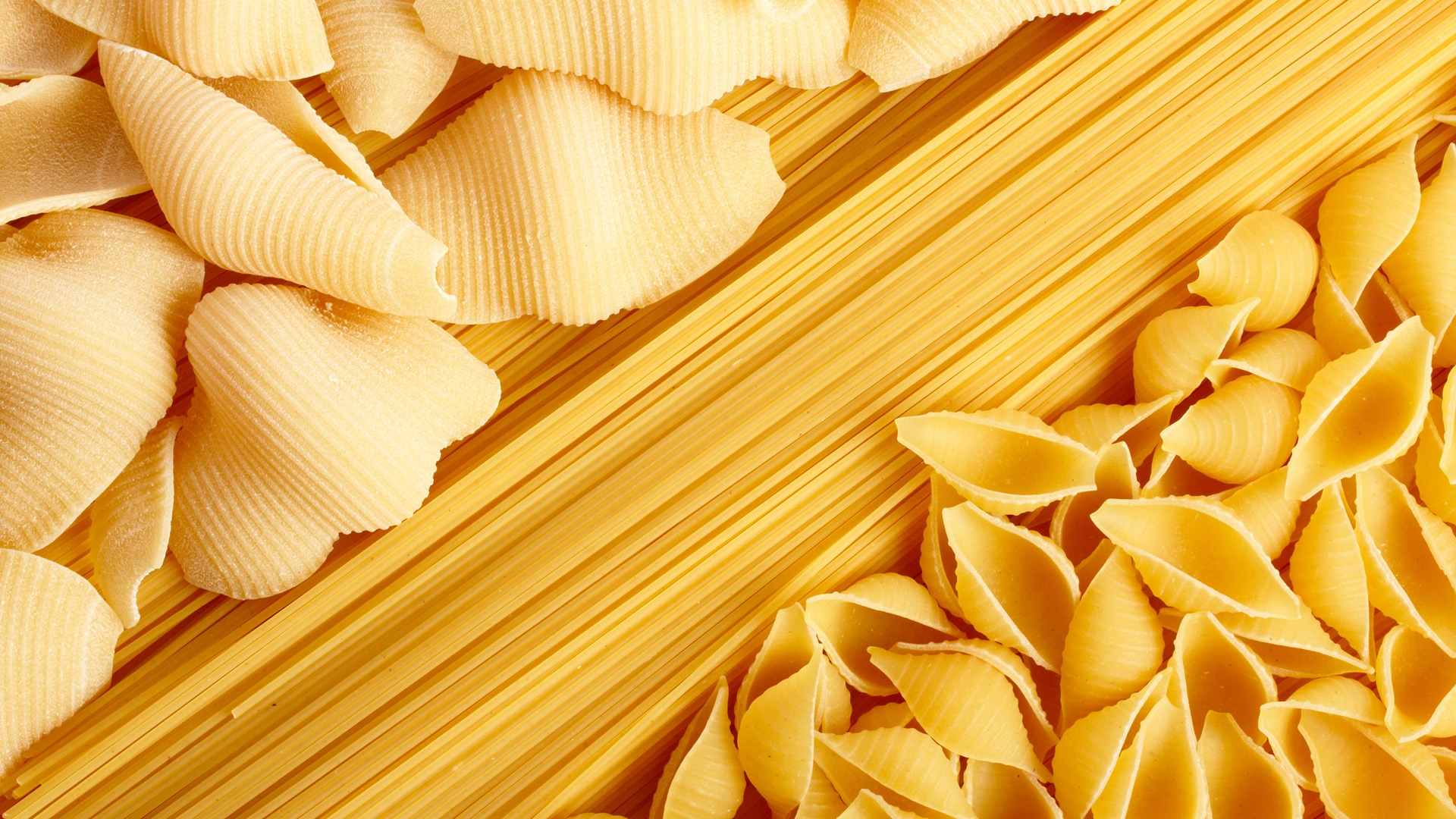Spaghetti Pasta Widescreen Wallpaper Wallpaper