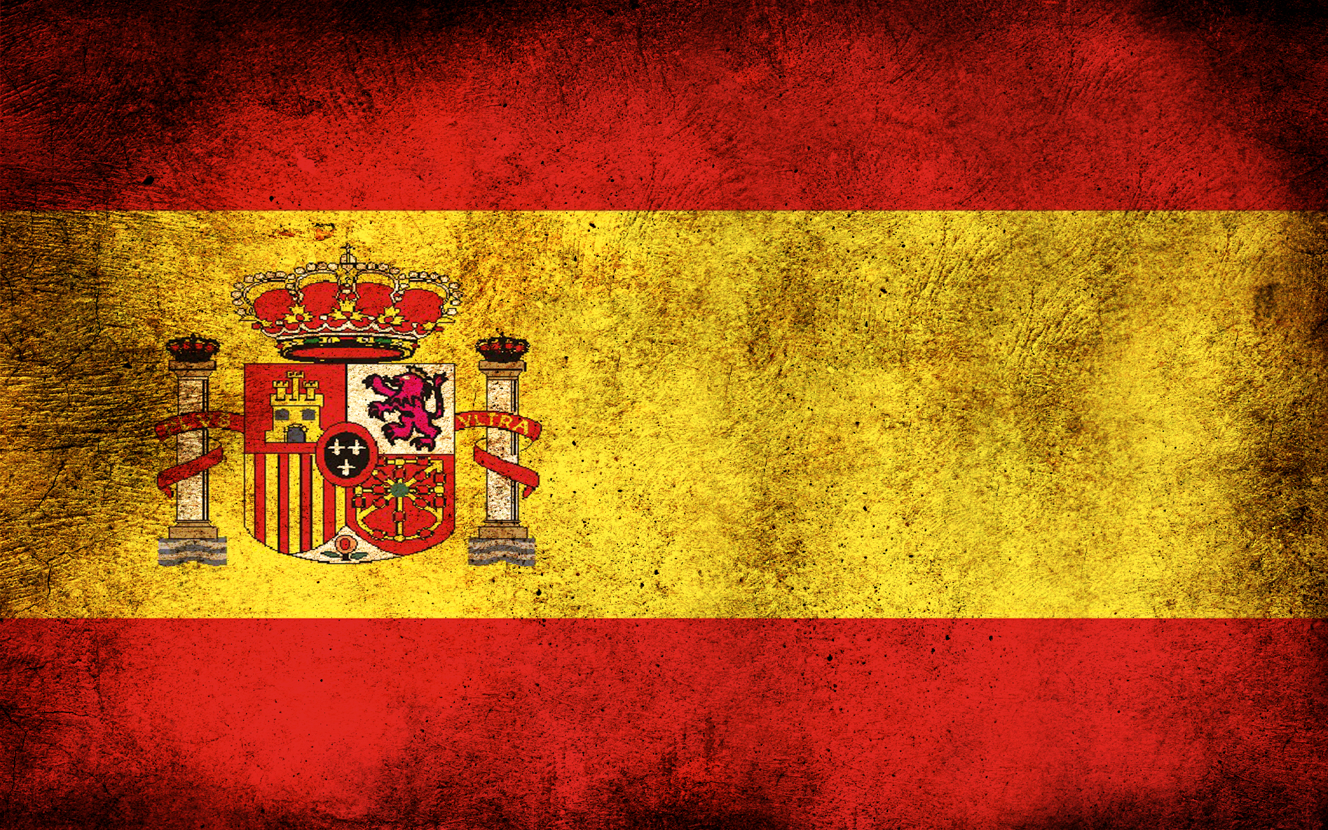 Spain Flag Wallpaper HD