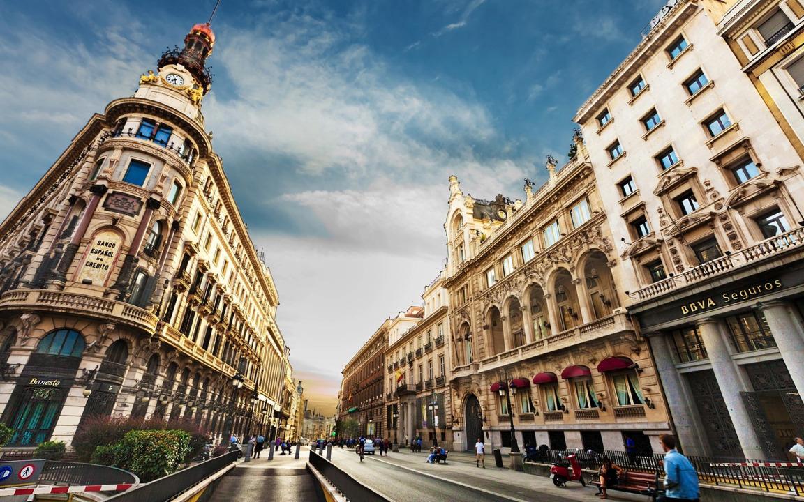 Spain Wallpaper